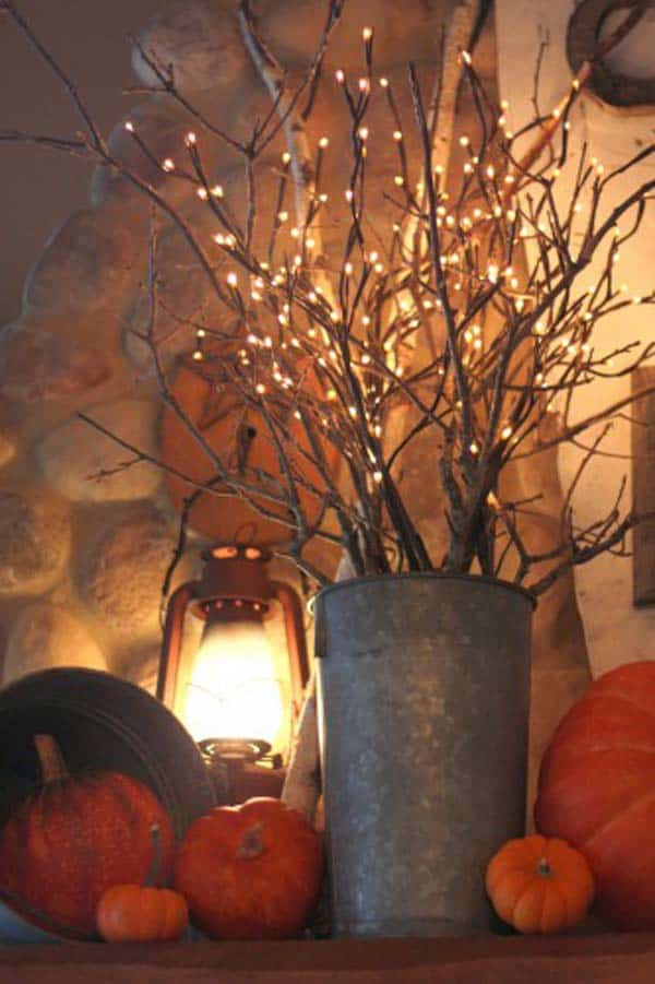 #15 CREATE BEAUTIFUL FALL DECOR WITH ALL THE RIGHT TEXTURES