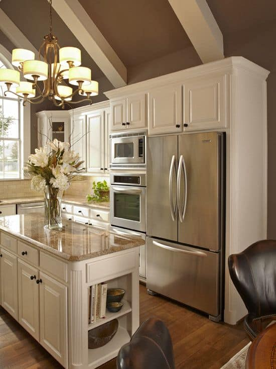 kitchen cabinet decorative accents 34 gorgeous kitchen cabinets for an interior decor 18429