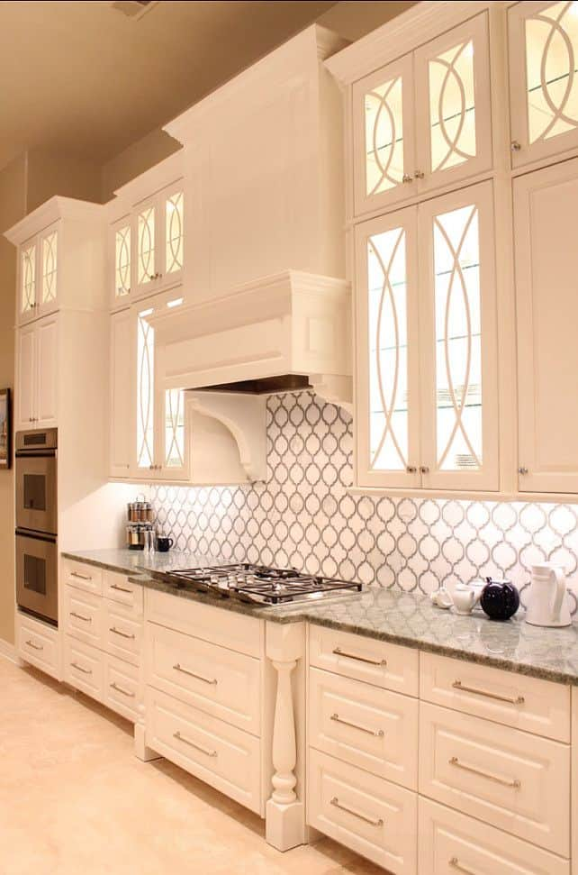 34 Gorgeous Kitchen Cabinets For An Elegant Interior Decor ...