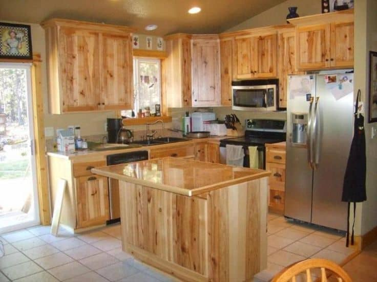 34 Gorgeous Kitchen Cabinets For An Elegant Interior Decor Part 1 Wooden Doors 3