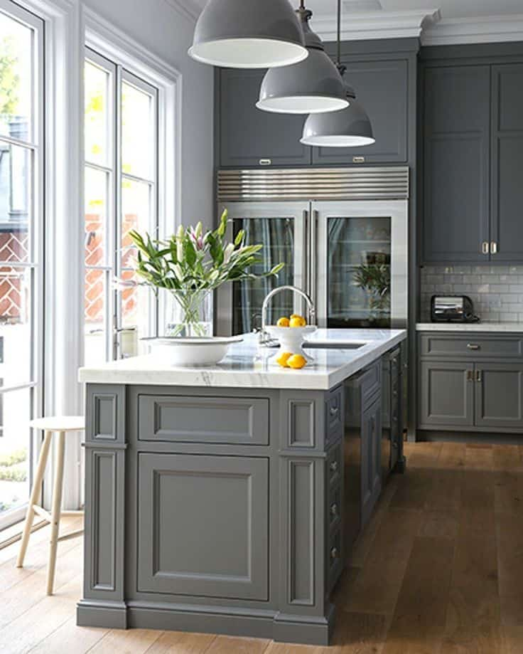 34 gorgeous kitchen cabinets for an elegant interior decor part 1 34 gorgeous kitchen cabinets for an elegant interior decor part 1 wooden doors 5 planetlyrics Image collections