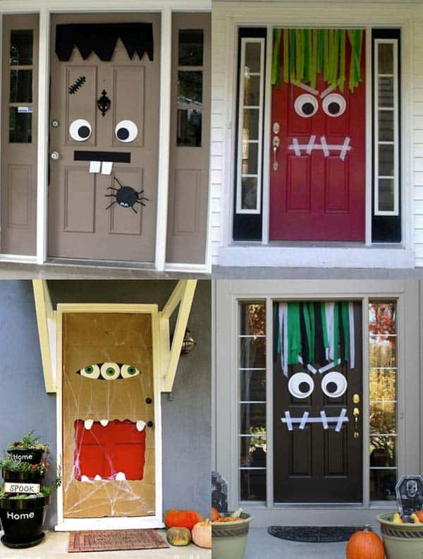 42 Super Smart Last Minute DIY Halloween Decorations to Realize homesthetics decor ideas (10)