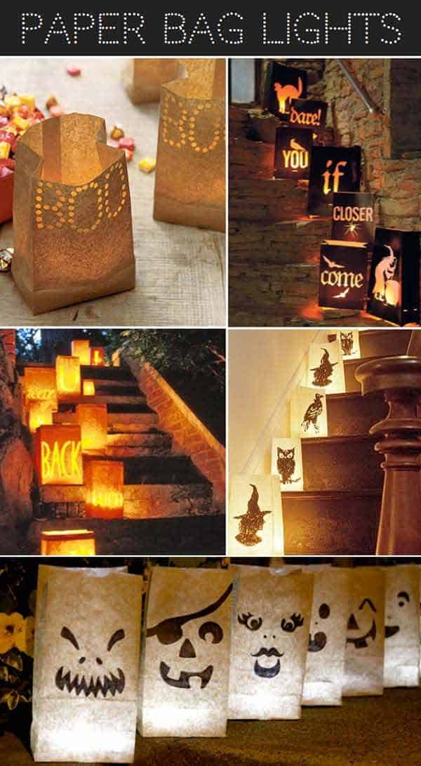 42 Super Smart Last Minute DIY Halloween Decorations to Realize homesthetics decor ideas (23)