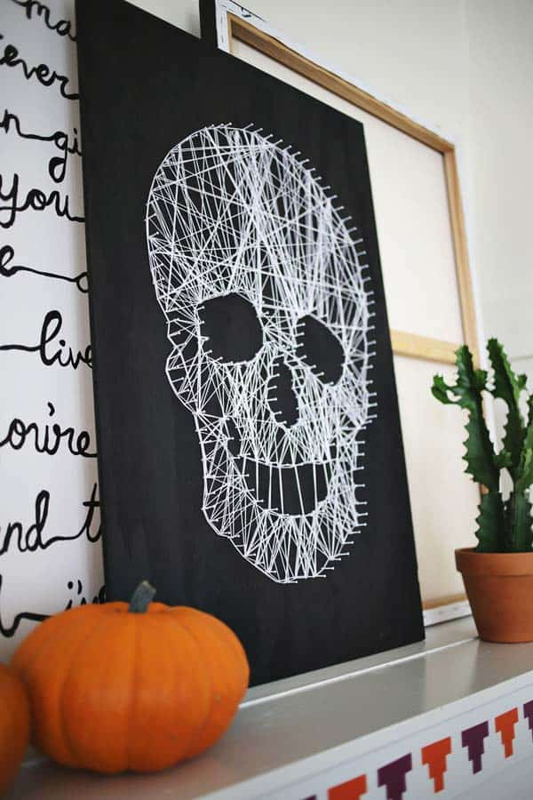 #25 NEAT STRING ART IS ALWAYS AN OPTION FOR THE ENTHUSIASTS