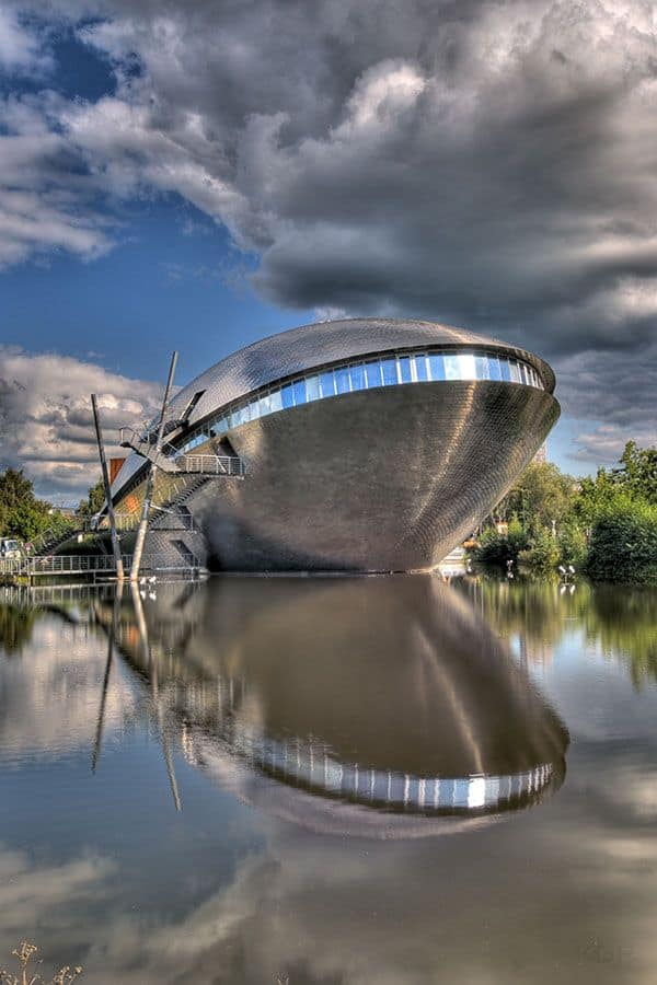 #44 THE UNIVERSUM SCIENCE CENTER MUSEUM IN GERMANY
