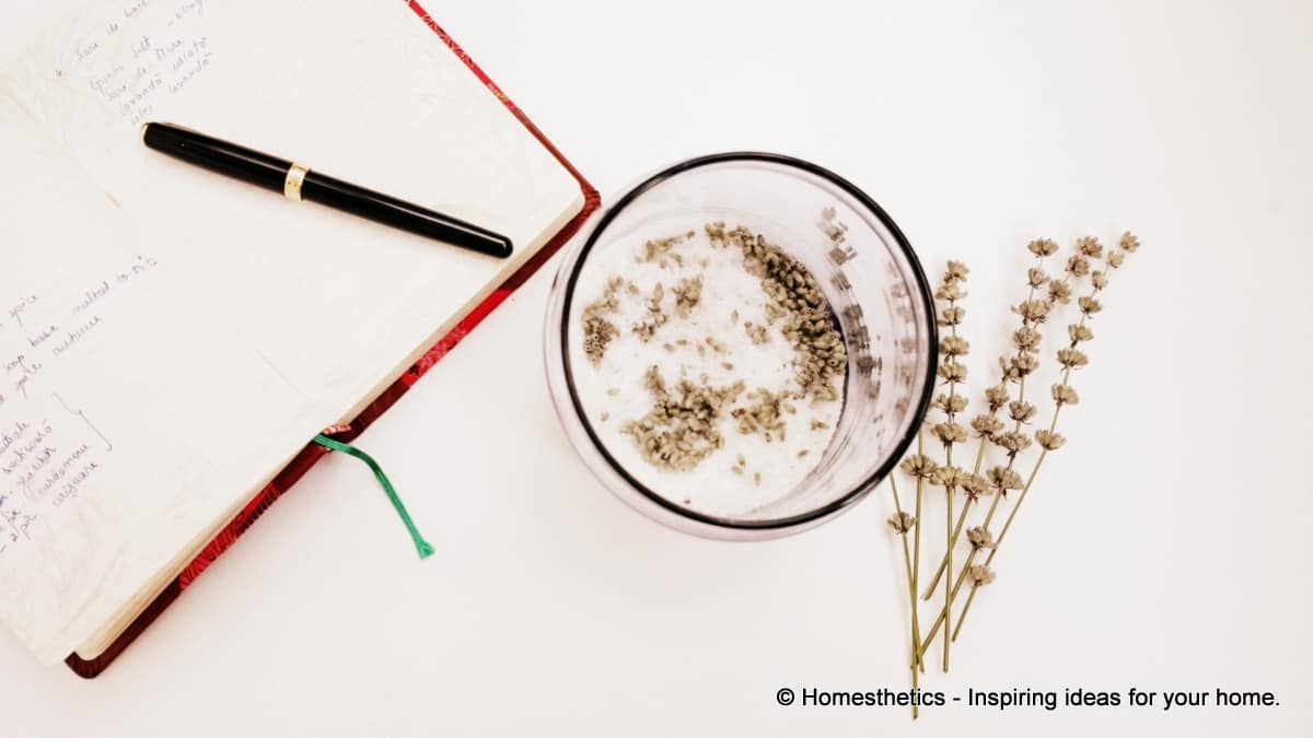 A French Aroma In Your Home- DIY Lavender Bath Salts -homesthetics (10)