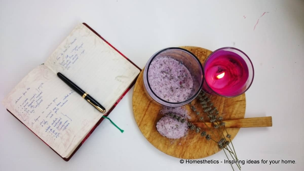 A French Aroma In Your Home- DIY Lavender Bath Salts -homesthetics (2)