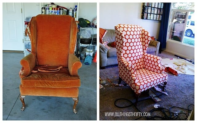 Delightful Before And After DIY Reupholstering Furniture Ideas (24)
