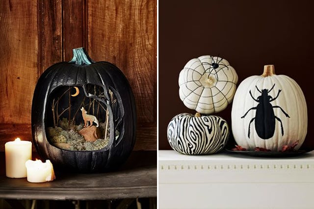 Greet Halloween With Fun Creative DIY Pumpkin Decorations10