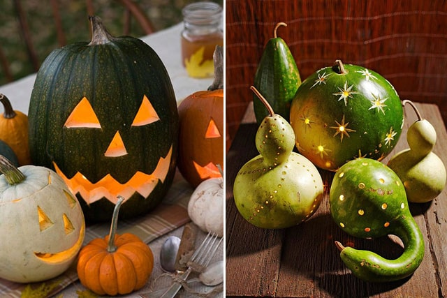 Greet Halloween With Fun Creative DIY Pumpkin Decorations12