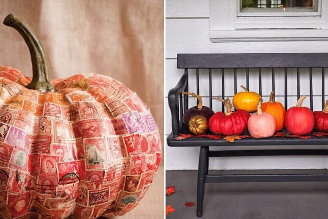 Greet Halloween With Fun Creative DIY Pumpkin Decorations7
