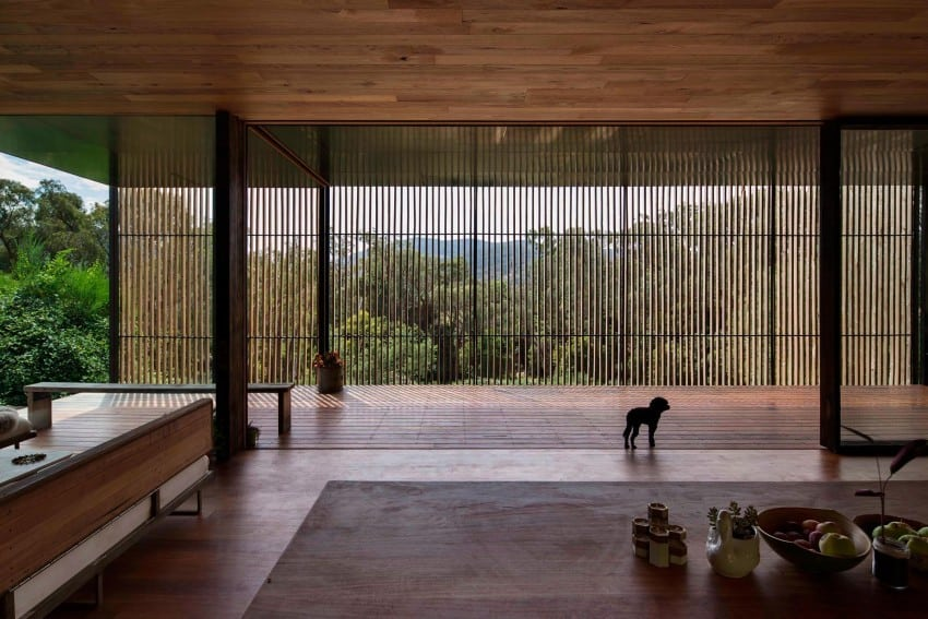 Reclaimed Concrete Blocks With Memory Defining Sawmill House in Australia modern residence on homesthetics magazine (5)