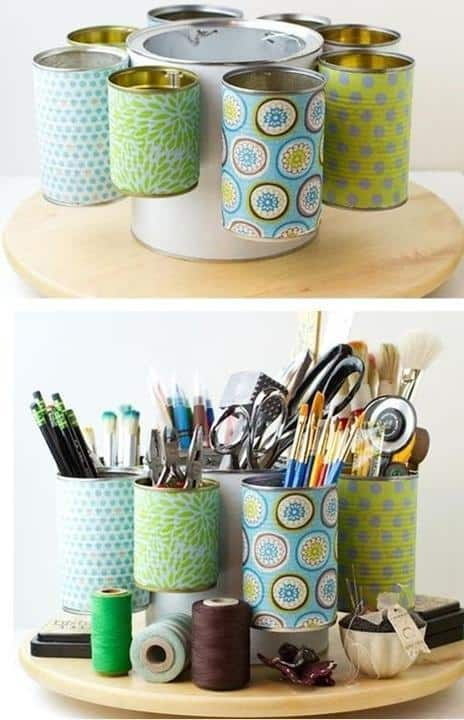 14 DIY Tin Can Crafts And Ideas-homesthetics (2)