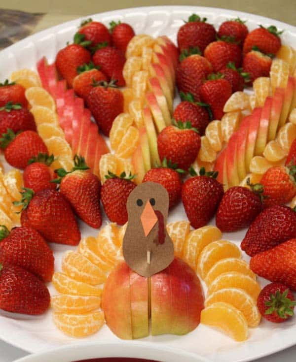 15 Super Smart Last Minute Turkey Inspired Decor And Crafts For Your Thanksgiving 1