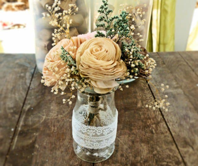 16 Charming Wedding Centerpieces For a Magical Celebrations homesthetics decor (14)