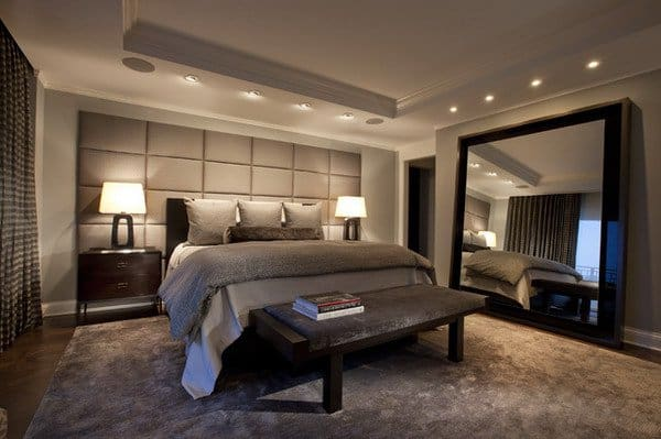 17 Beautiful Interior Spaces Transformed By Mirros homesthetics decor (5)