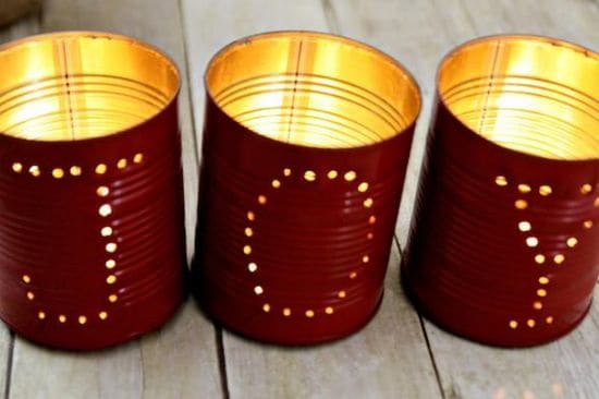 17 Innovative Ways To Recycle And Decorate Discarded Tin Cans For Everyday Use (14)