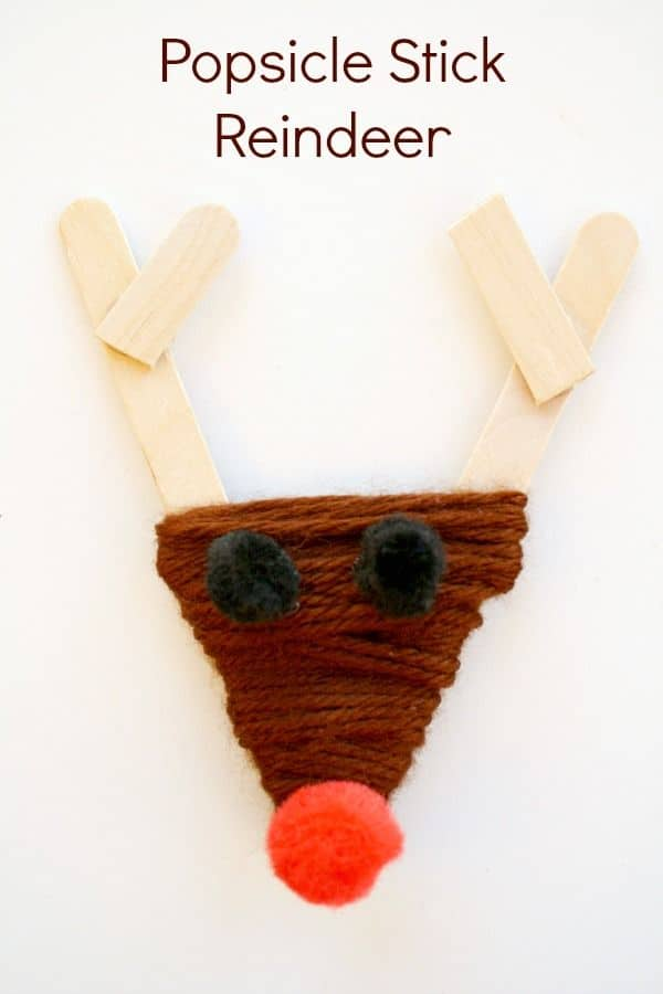 18 Clever Popsicle Craft Ideas For Your Kids This Christmas (10)