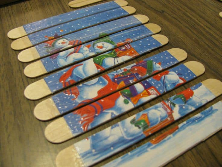 18 Clever Popsicle Craft Ideas For Your Kids This Christmas (16)