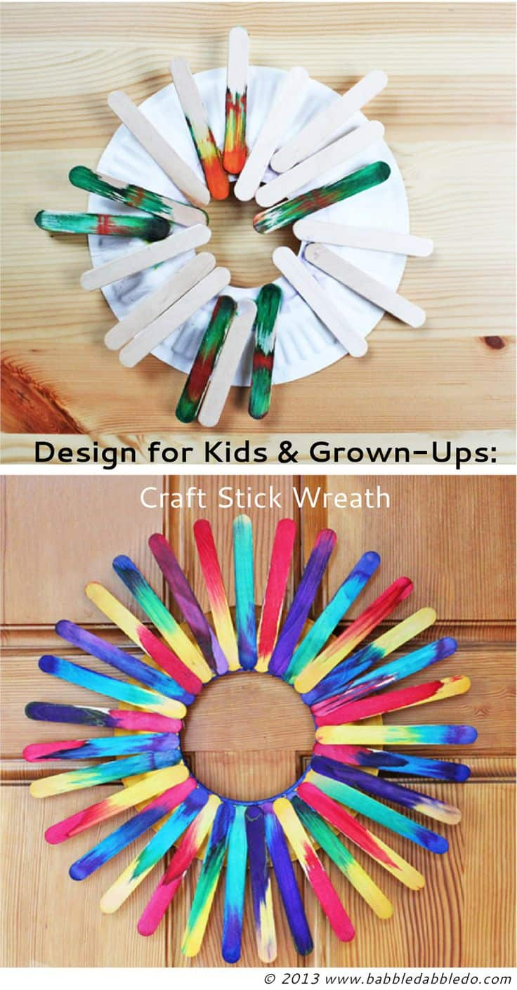 18 Clever Popsicle Craft Ideas For Your Kids This Christmas (2)