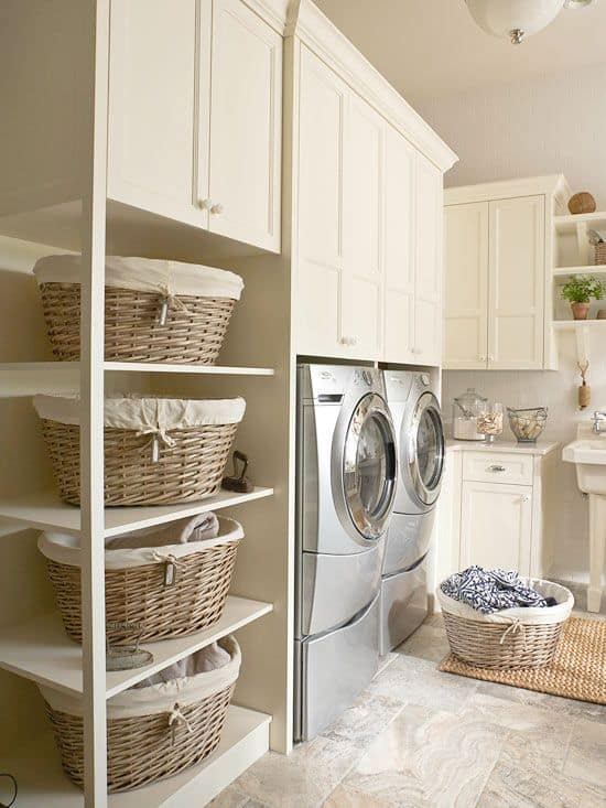 18 Stylish Laundry Ideas For Every Household (1)