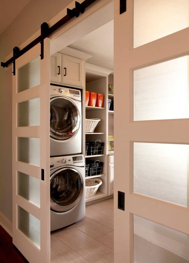 18 Stylish Laundry Ideas For Every Household (17)