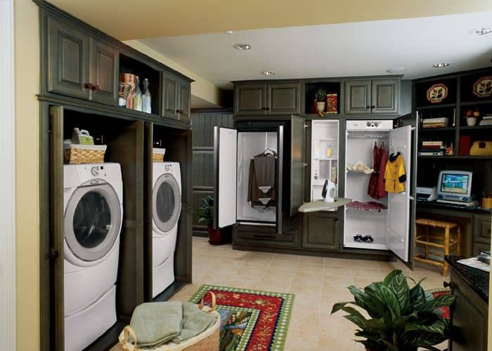 18 Stylish Laundry Ideas For Every Household (7)