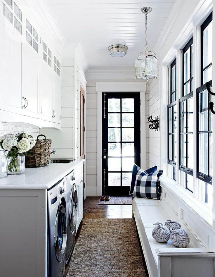 18 Stylish Laundry Ideas For Every Household (8)