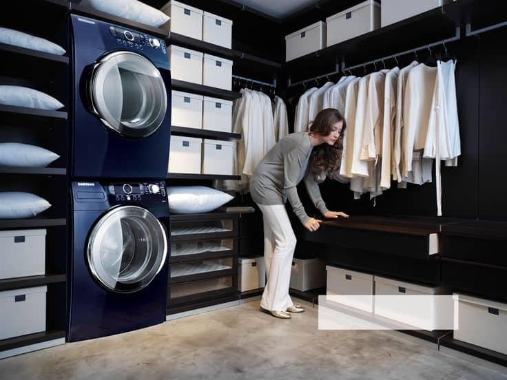 18 Stylish Laundry Ideas For Every Household (9)