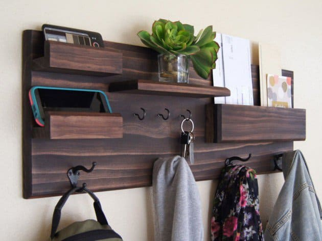 18 Super Ingenious DIY Storage Crafts to Materialize In Minutes homesthetics decor (8)