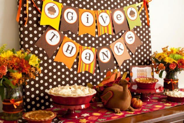 19 Neat Inexpensive DIY Thanksgiving Decoration For Every Household homesthetics decor (10)