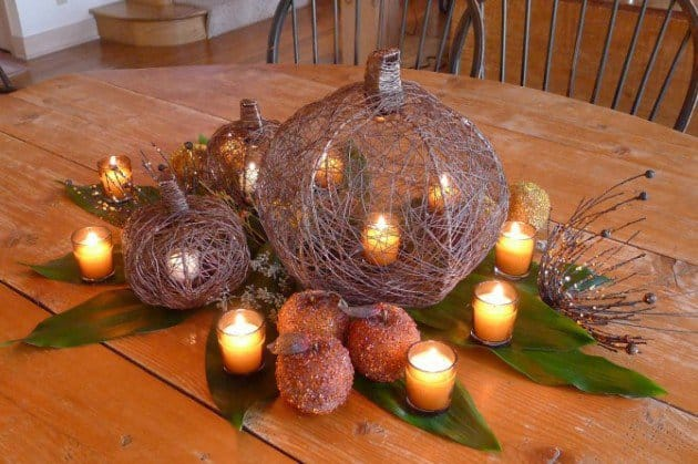 19 Neat Inexpensive DIY Thanksgiving Decoration For Every Household homesthetics decor (11)