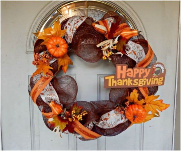 19 Neat Inexpensive DIY Thanksgiving Decoration For Every Household homesthetics decor (14)