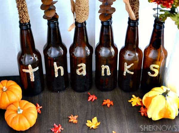 19 Neat Inexpensive DIY Thanksgiving Decoration For Every Household homesthetics decor (16)