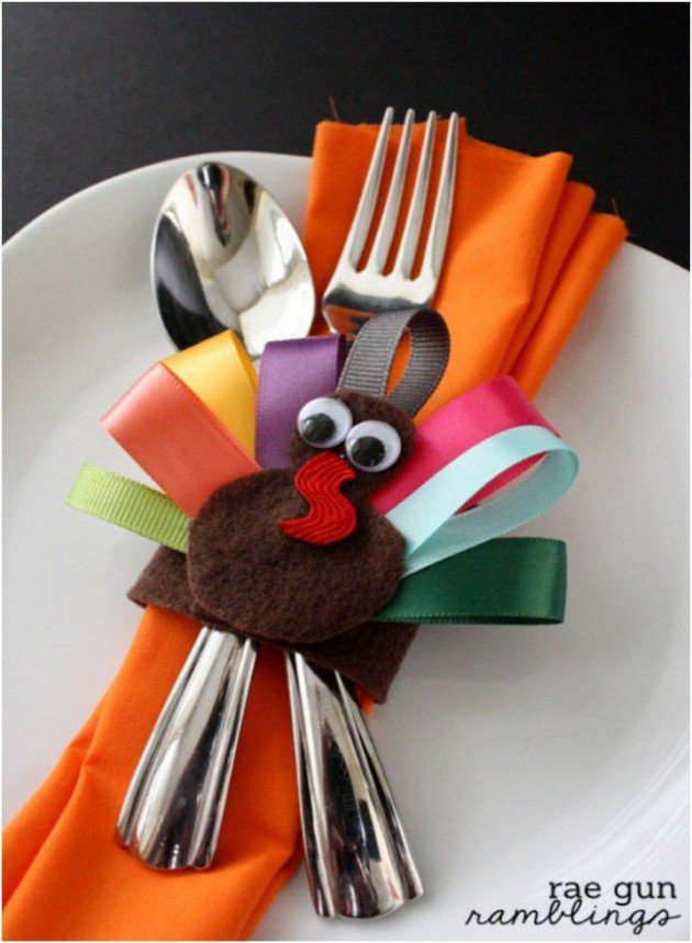 23 Neat Inexpensive Diy Thanksgiving Decorations For Every
