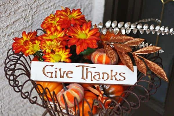 19 Neat Inexpensive DIY Thanksgiving Decoration For Every Household homesthetics decor (2)