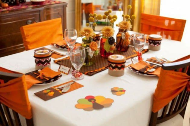 19 Neat Inexpensive DIY Thanksgiving Decoration For Every Household homesthetics decor (3)