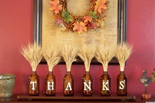 19 Neat Inexpensive DIY Thanksgiving Decoration For Every Household homesthetics decor (7)