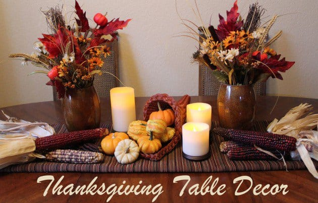 19 Neat Inexpensive DIY Thanksgiving Decoration For Every Household homesthetics decor (8)