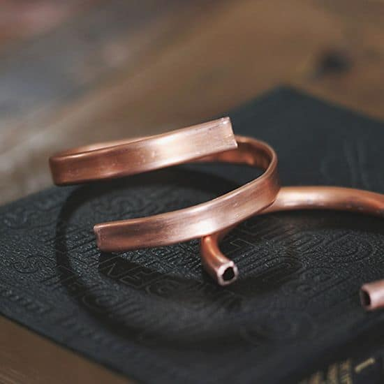 #3 MATERIALIZE YOUR OWN COPPER WRIST BANDS