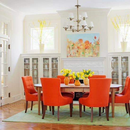 20 Dining Room Table Furniture Ideas (11)