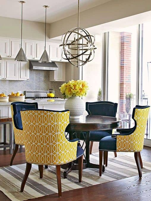 20 Dining Room Table Furniture Ideas (13)