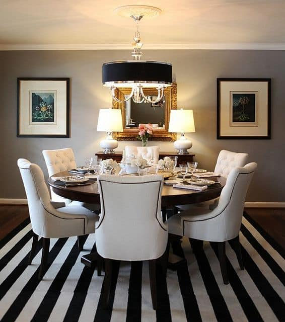 20 Dining Room Table Furniture Ideas 16