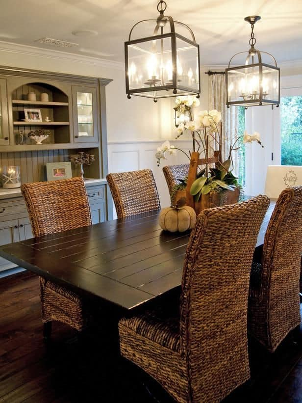 20 Dining Room Table Furniture Ideas (17)
