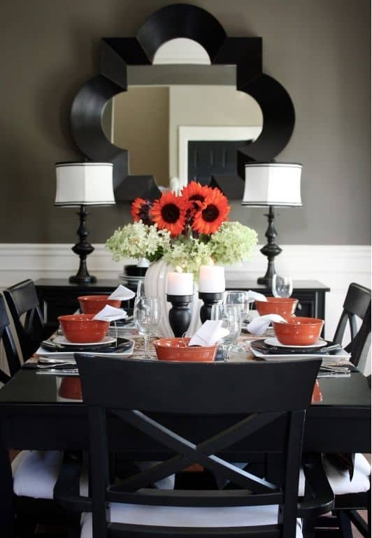 20 Dining Room Table Furniture Ideas (19)
