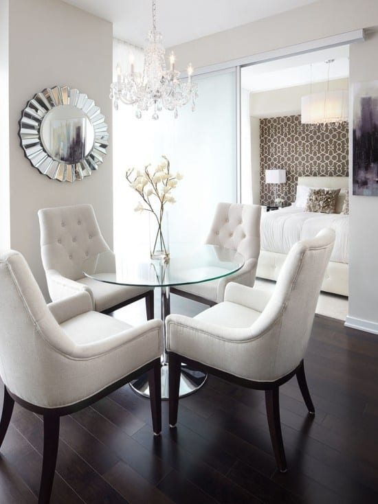 20 Dining Room Decoration Ideas And Photos