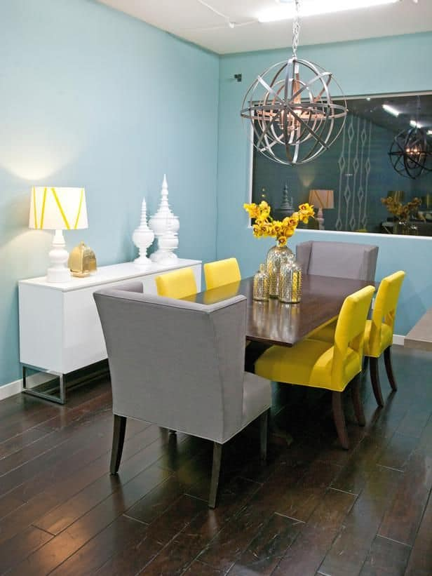 20 Dining Room Table Furniture Ideas 5