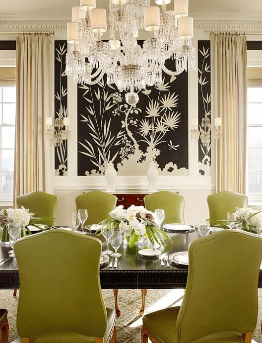 Source: Thedecorista.com · 20 Dining Room Table Furniture Ideas (8)