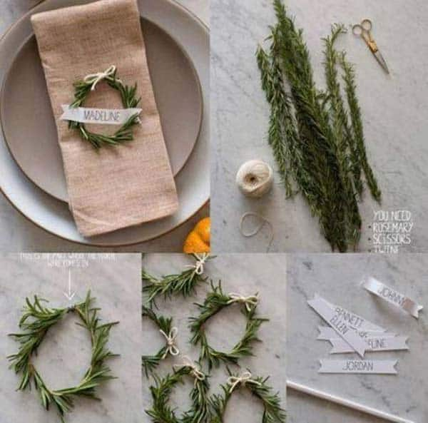 20 Super Beautiful DIY Napkin Rings For Your Cozy Thanksgiving homesthetics decor (11)
