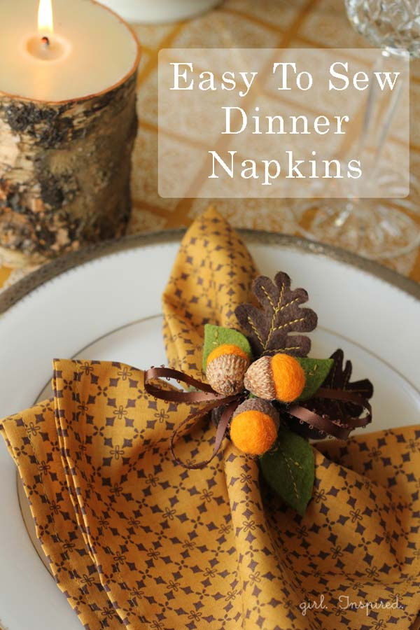 20 Super Beautiful DIY Napkin Rings For Your Cozy Thanksgiving homesthetics decor (12)